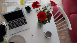 Mittoja ja tilaustöitä -blogi