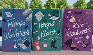 Maija Kajannon kirjoittamat kirjat